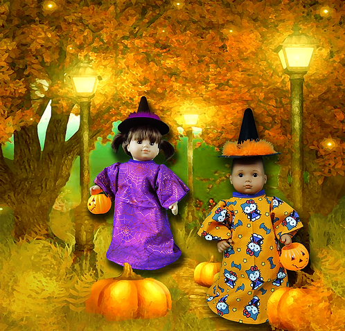 Trick or Treat Witch Costumes