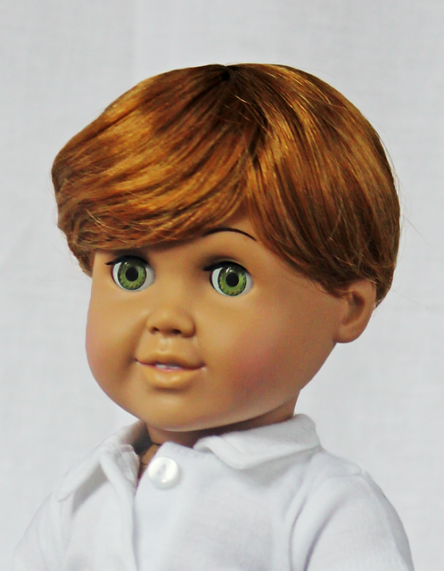 Doll Mall Buddy: Green Eyes, Fair Skin