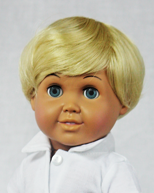 Doll Mall Buddy: Blue Eyes, Fair Skin
