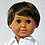 Thumbnail: Doll Mall Buddy: Fair Skin, Brown Eyes