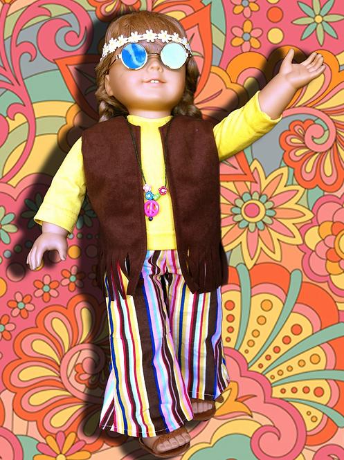 Happenin' Hippie Chick