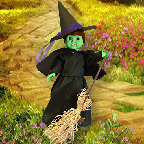 We're Off to See the Wizard: Witch