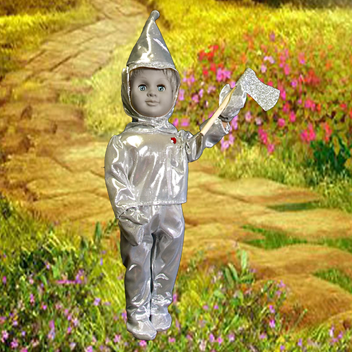 We're Off to See the Wizard: TinMan