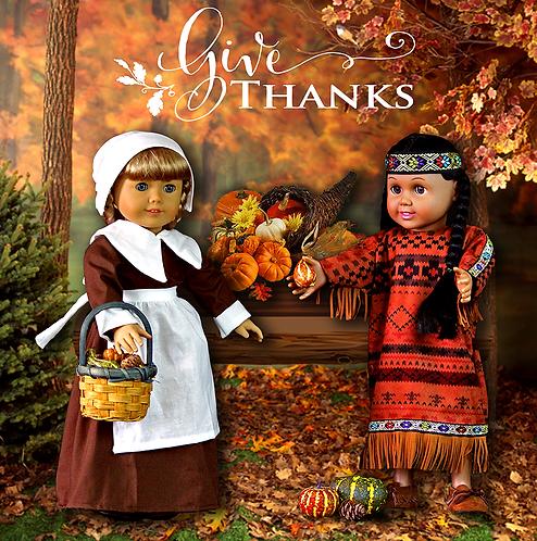 Give Thanks: Pilgrim