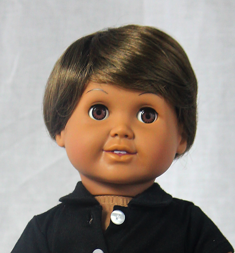 Doll Mall Buddy: Brown Eyes, Medium Skin