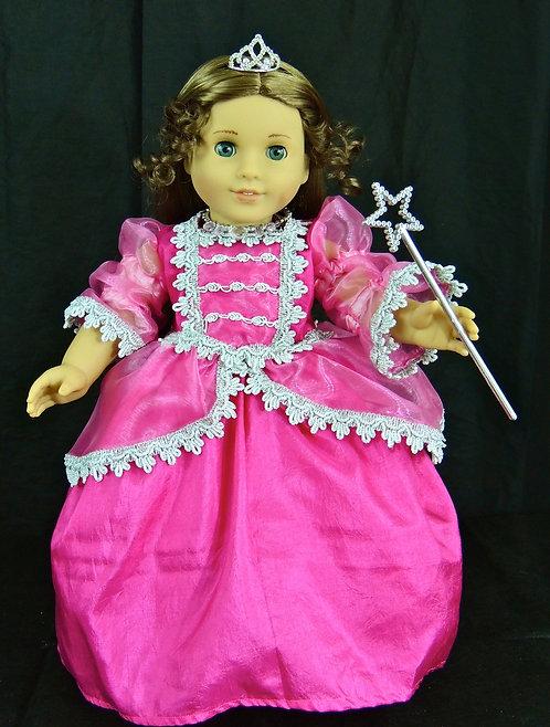Pink Peplum Princess