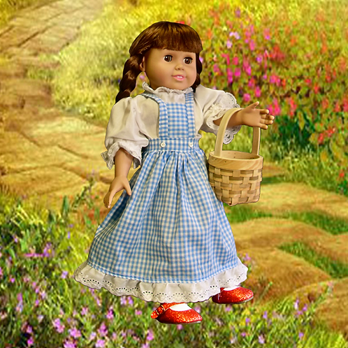 We're Off to See the Wizard: Dorothy