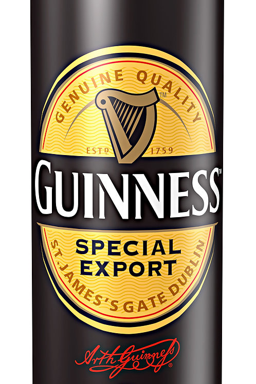 GUINNESS SPECIAL EXPORT 50cl