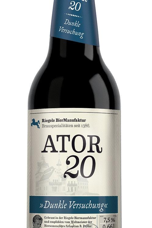 RIEGELE ATOR 20 66cl