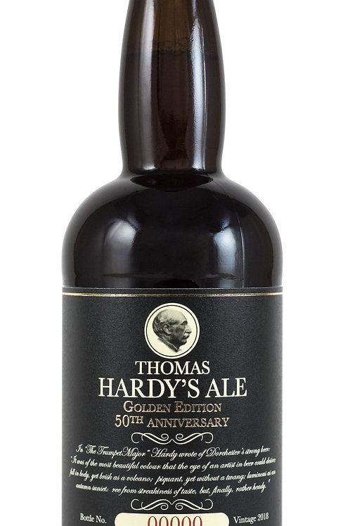 THOMAS HARDY'S ALE GOLDEN EDITION 2018 33cl