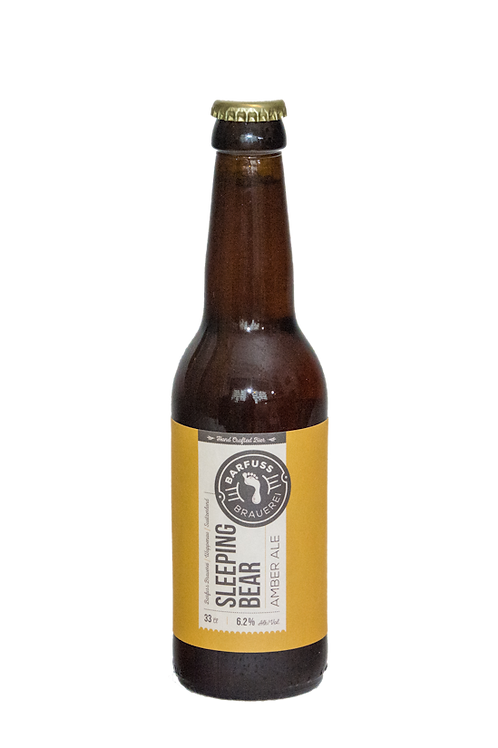 SLEAPING BEAR 33cl