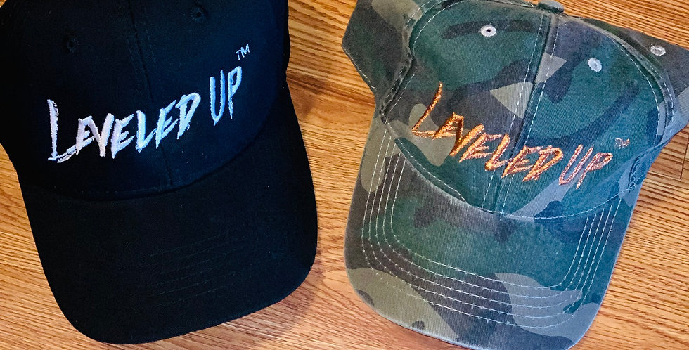 Leveled Up Hats