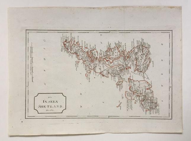 Shetland circa 1795