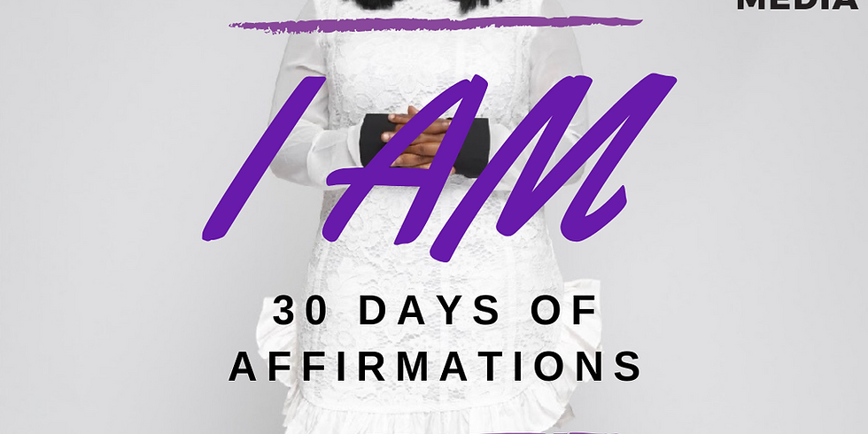 30 Day of Affirmation Challenge