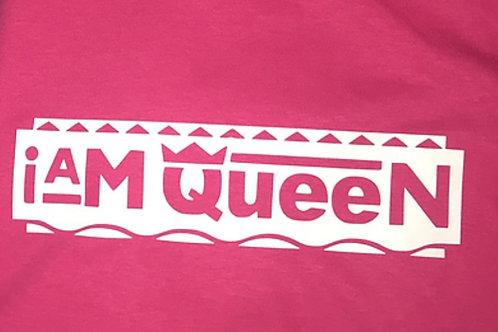 I am Queen Crew Neck