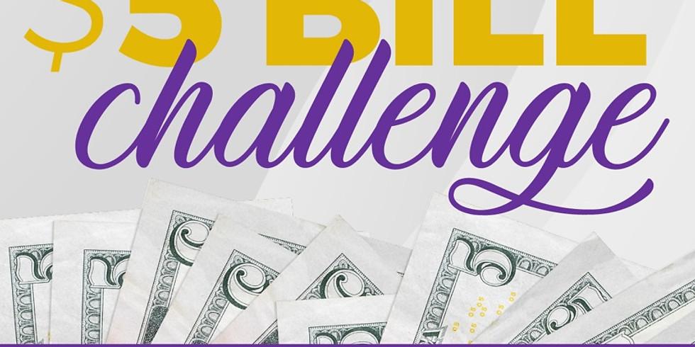 $5 Bill Challenge