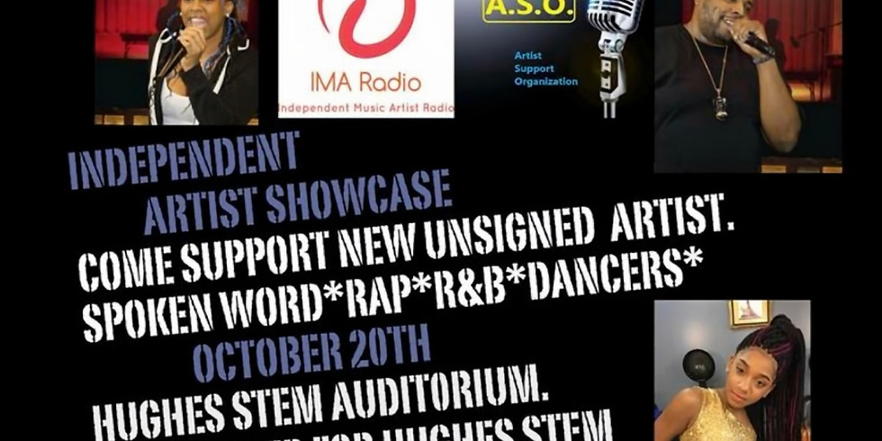 Let Us Entertain You: Independent Artist Showcase