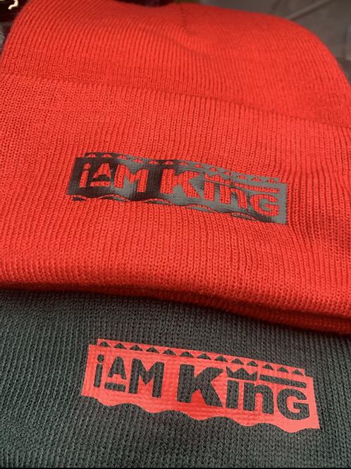 I Am King Hats