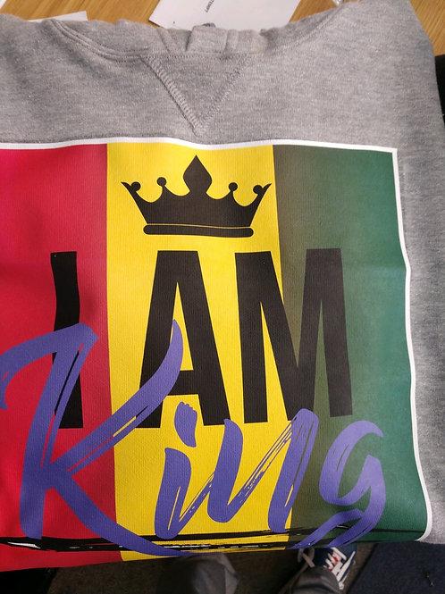 I Am King Hoodie