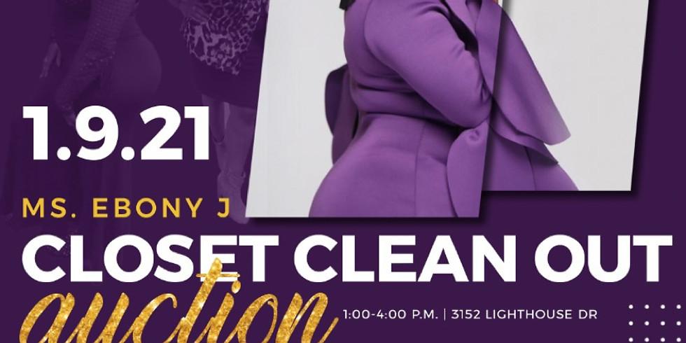 Closet Clean Out Auction