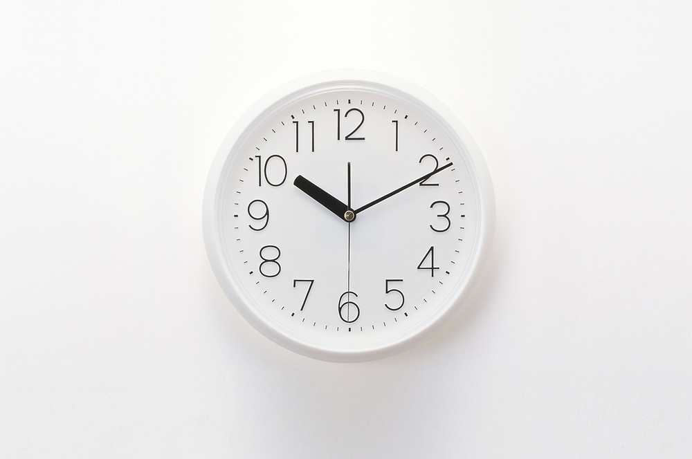 clock, time, automated email, Wix, website