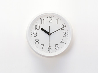 Always running late? This simple tip will change your life