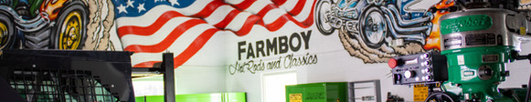 FarmBoy Hot Rods