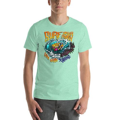 Surf Your Life Away Short-Sleeve Unisex T-Shirt