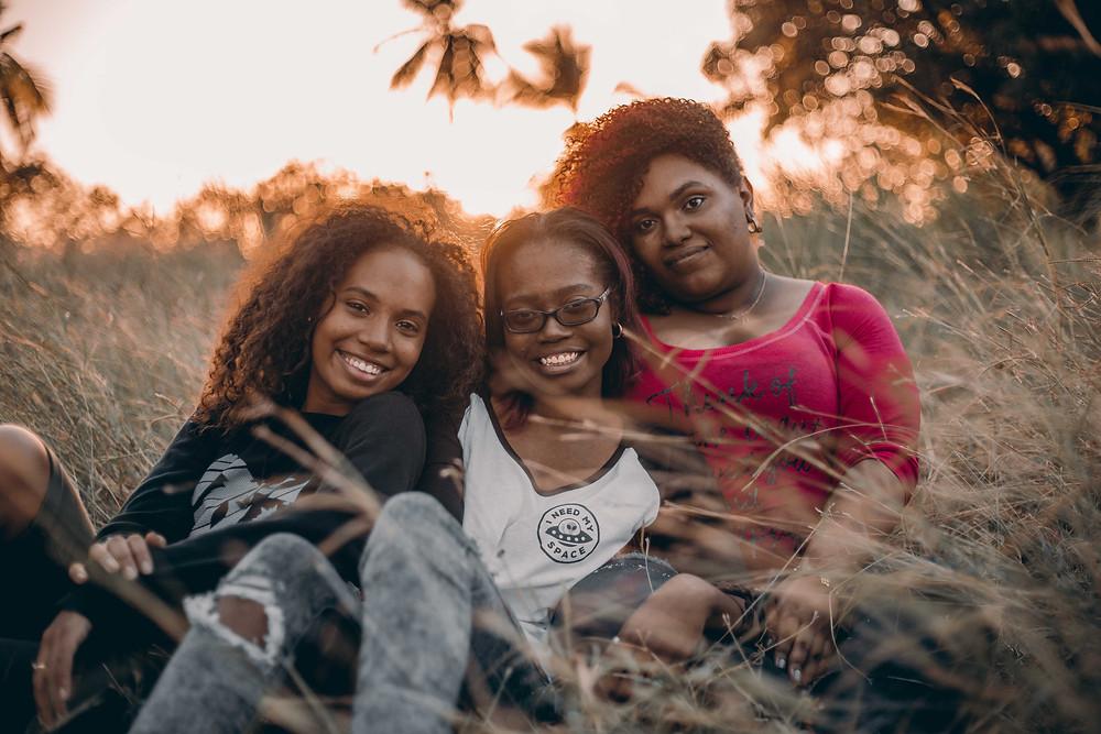 Black girl tribe