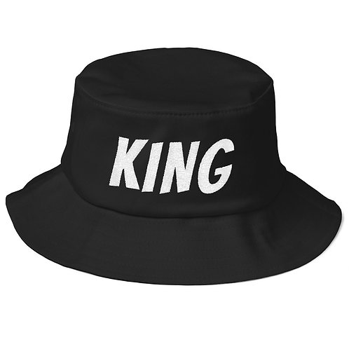 KING Old School Bucket Hat
