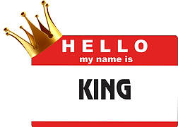 RECLAIM YOUR NAME WITH HELLO MY NAME IS KING, INC.