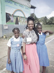 My first trip to Jamica, with Great Shape Superkids!