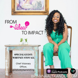 FROM IDEA TO IMPACT
