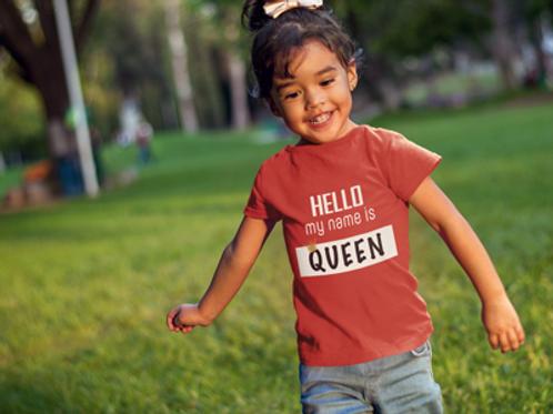 Raising Queens T-shirt