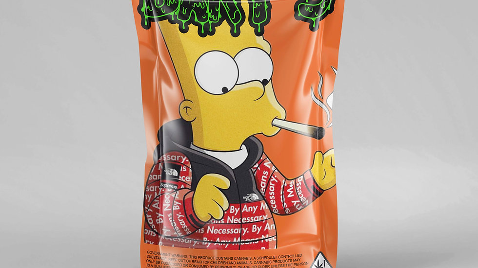 Barts custom stock bags 64 pack