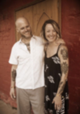 Okanagan's Homestead Roastery owners