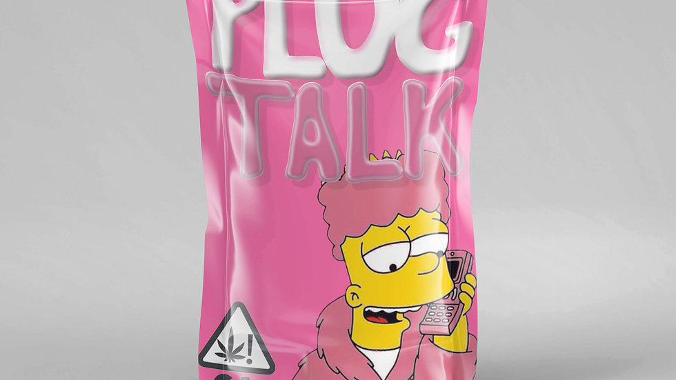 Plug talk stock bag 64 pack