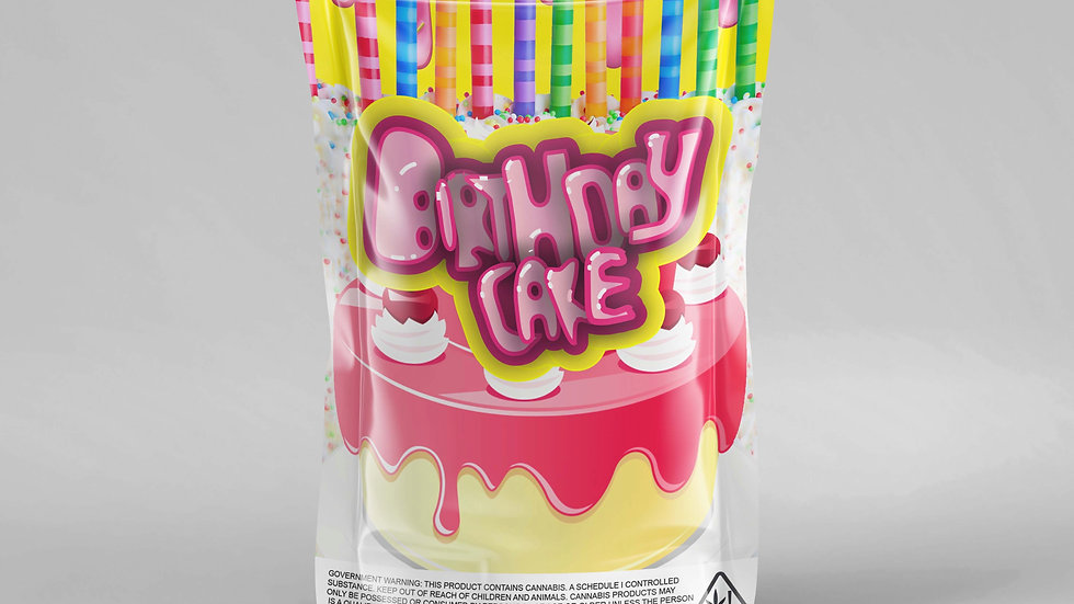 Birthday Cake 64 pack