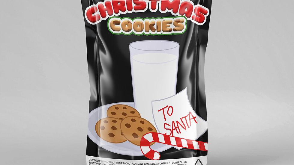 Christmas cookies Stock Bag