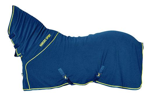 HANSBO Fleece Rug with Neck