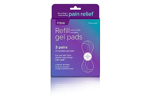 iTENS Replacement Gel Pads