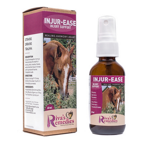 Riva's Remedies INJUR-EASE