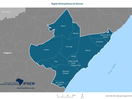 Síntese informativa: Edital da concessão de água e esgoto da Região Metropolitana de Maceió - AL