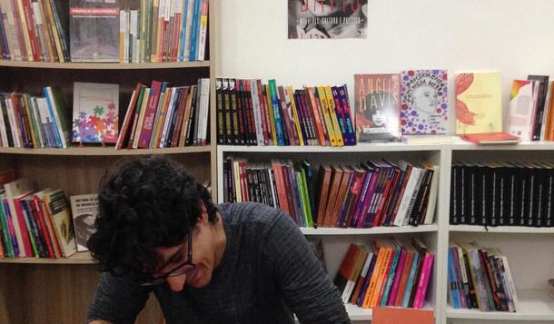 Lançamento do livro Cabidela, João Ernesto