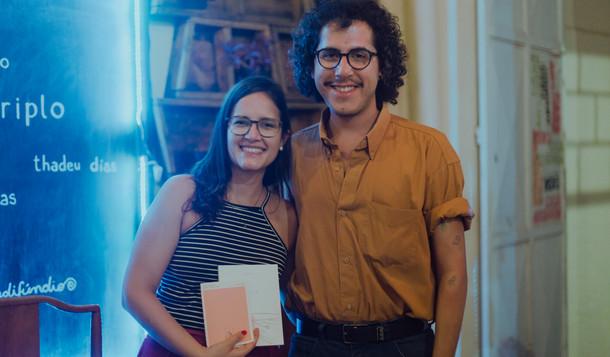 Lançamento do livro Périplo, Thadeu Dias