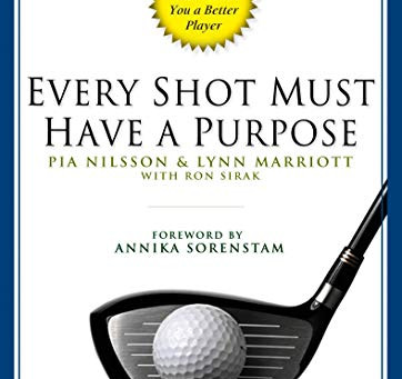 Every Shot Must Have a Purpose, Pia Nillson and Lynn Marriott