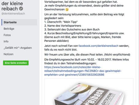 """Mit """"Der kleine Reibach"""" zum Shooting"""