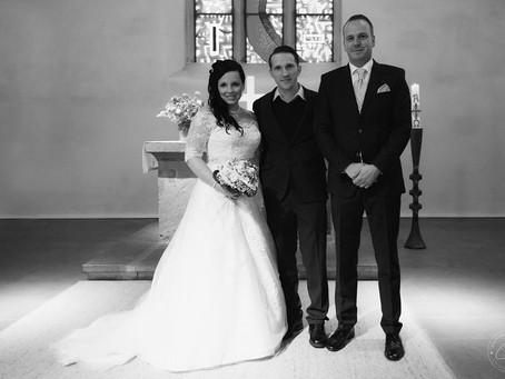 Musikalische Begleitung bei der Hochzeit von Sven & Susann in Gehrden
