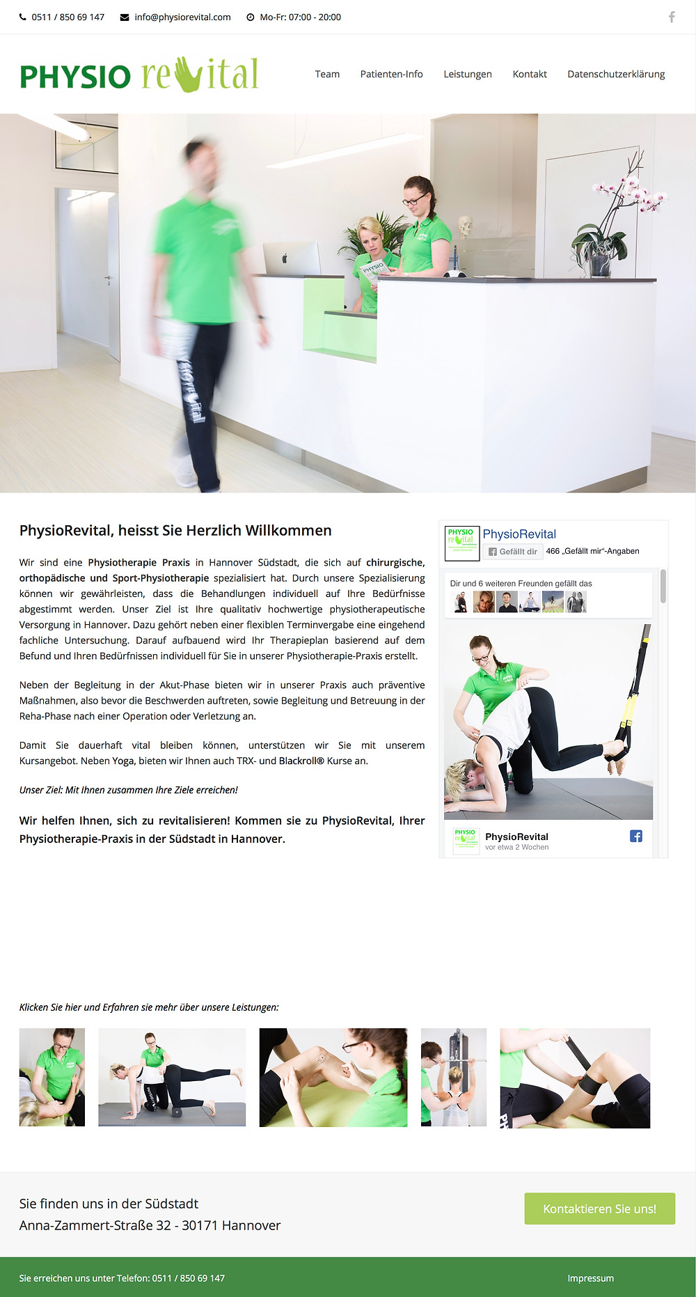 PhysioRevital