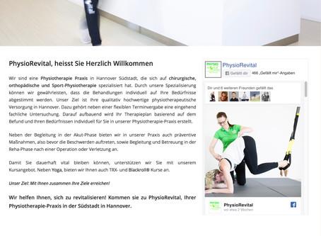 Fotografischer Support bei der Website-Gestaltung